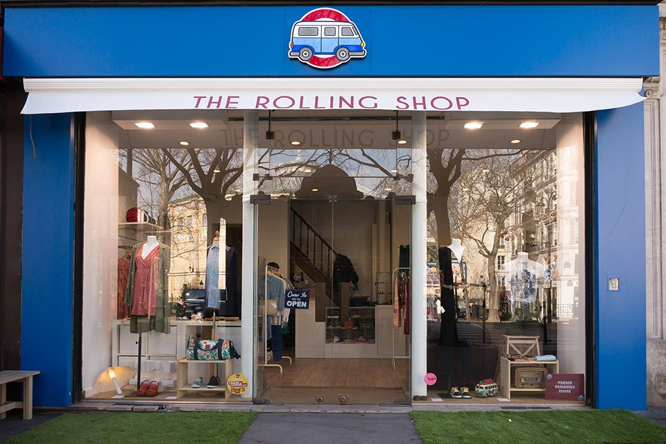 The Rolling Shop Paris