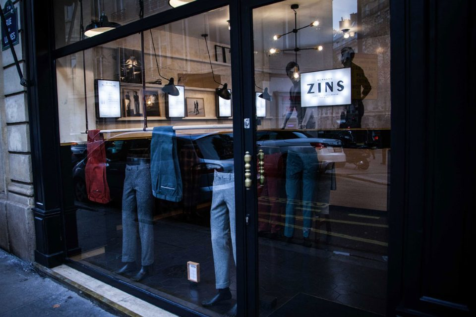 Boutique Bernard Zins