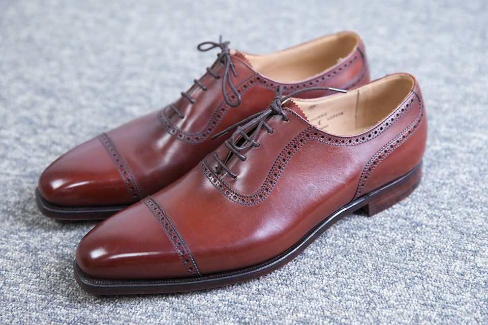 Richelieu Crockett & Jones profil
