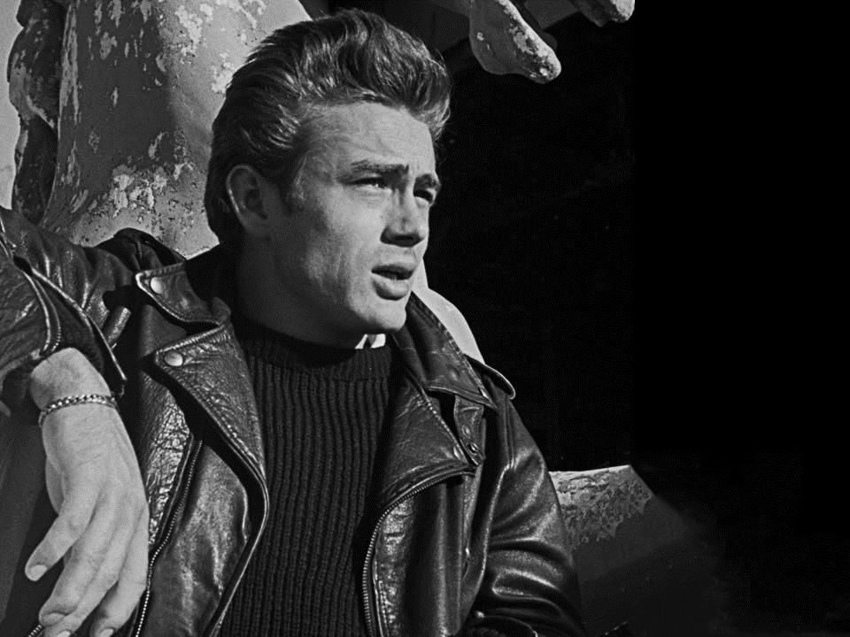 James Dean Perfecto cuir