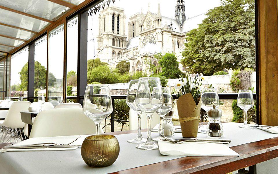 Nouvelle seine Paris