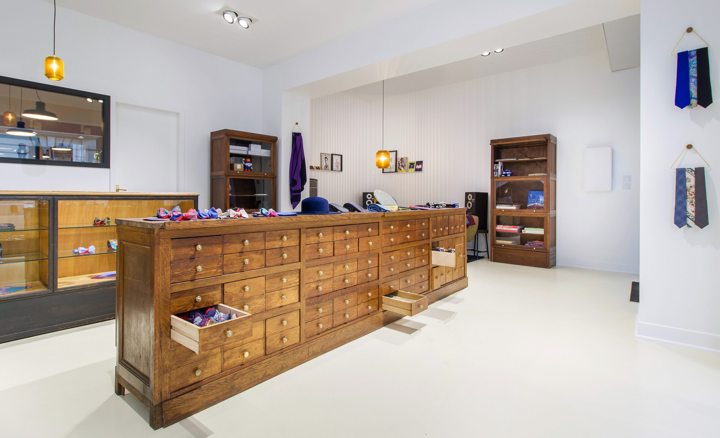 Boutique Cinabre Paris
