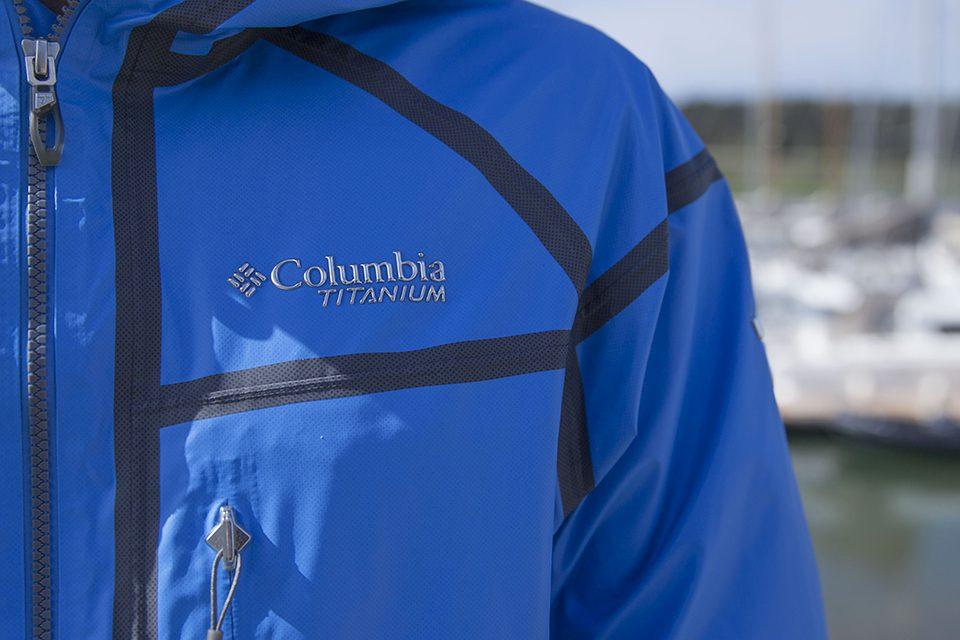 Veste Columbia Logo