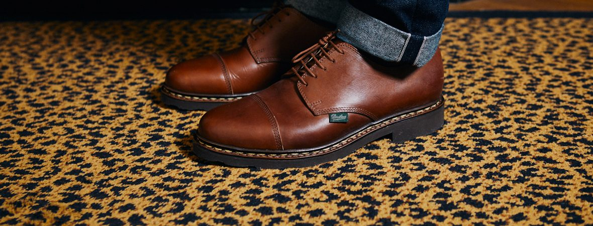 diapo marque chaussures
