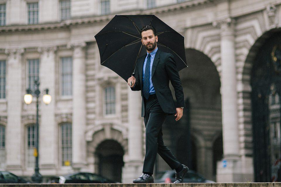 Black Suit mode pour homme