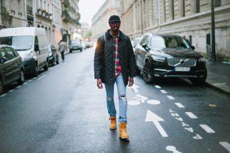 Look workwear Paris