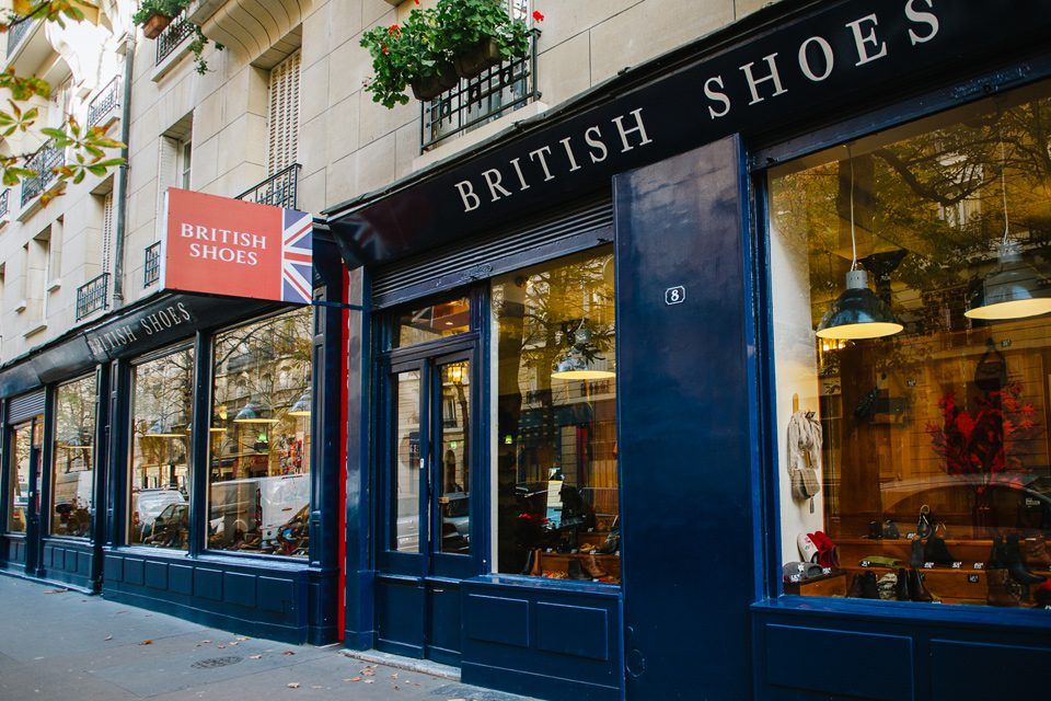 bienvenue chez british shoes