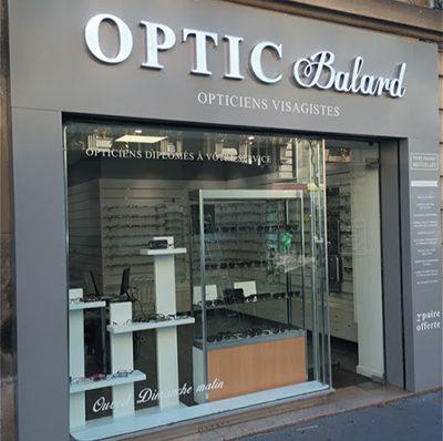optic balard