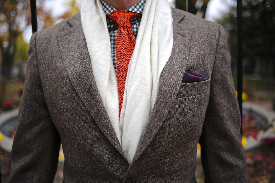 Tweed Costume