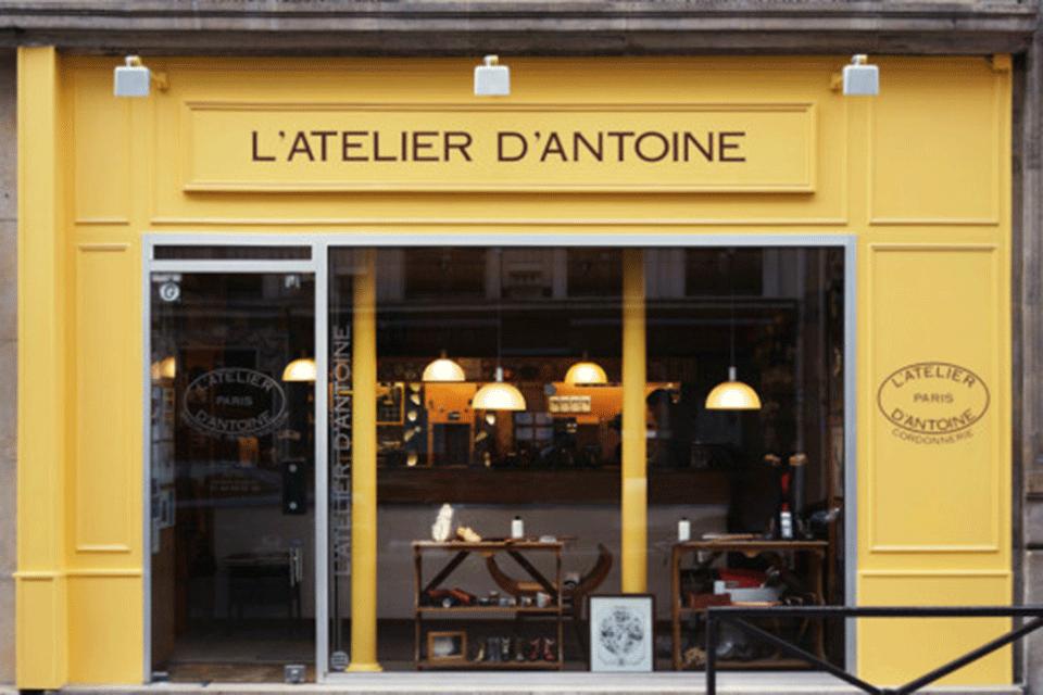 L'atelier d'Antoine cordonnerie
