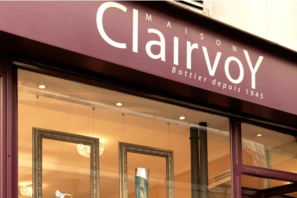 Maison Clairvoy