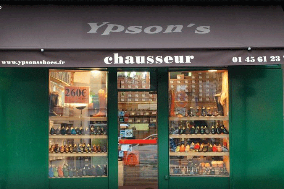 Ypsons Cordonnier