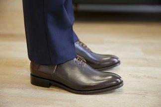 Richelieu Shoe up Look