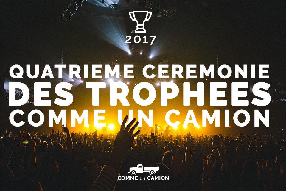 Trophée Comme un camion 2017