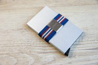 Secrid portefeuille aluminium avis