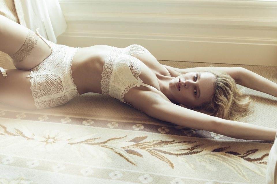 Alicja Ruchala polish model