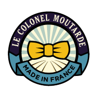 le colonel moutarde logo