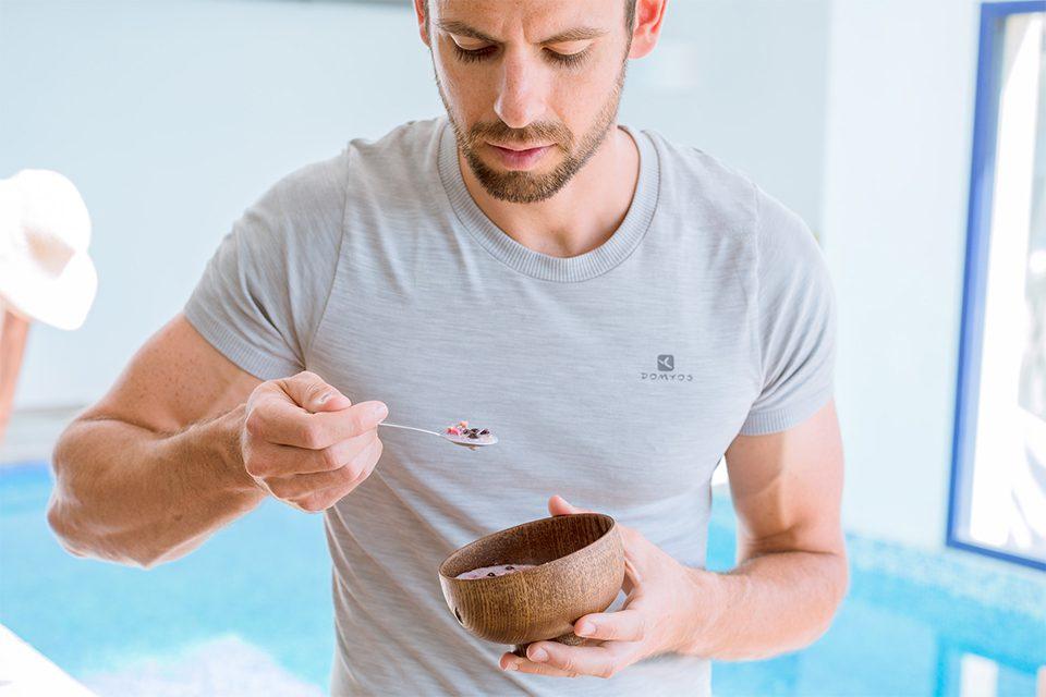 goût protein muesli foodspring