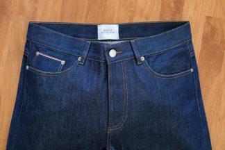 jeans selvedge maison standards avis