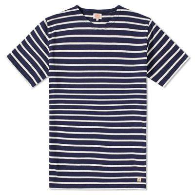 t-shirt mariniere armor lux