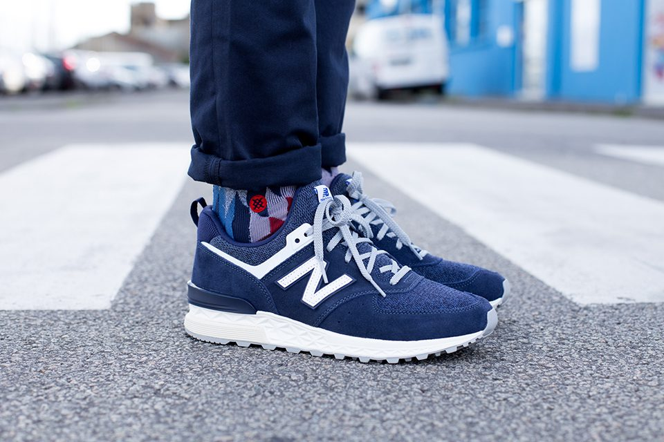 New Balance 574 Portees