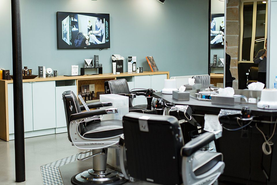 Barbiere Salon