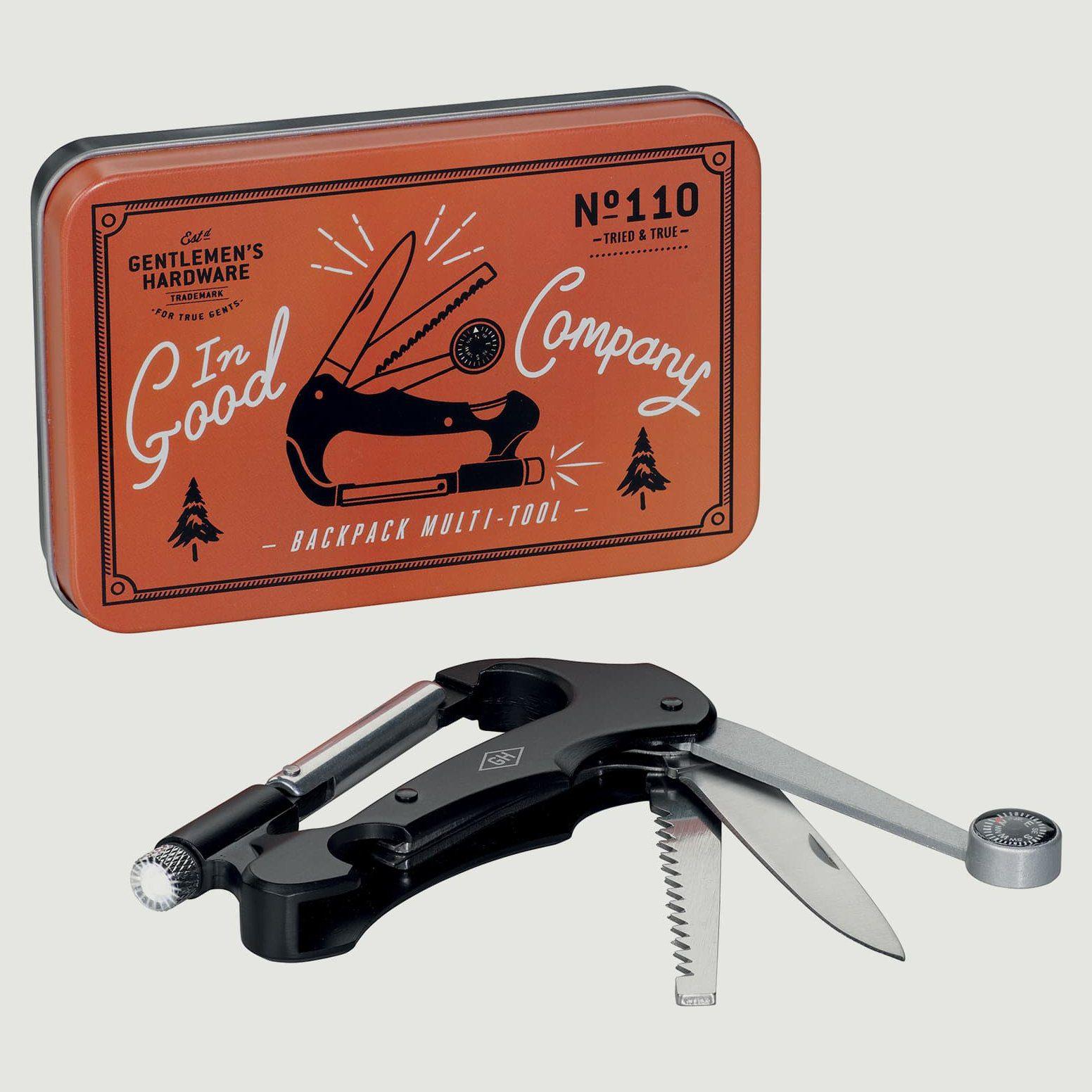 Kit multi-outils sac à dos