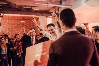 henri lunelli gagnant campari bartender competition