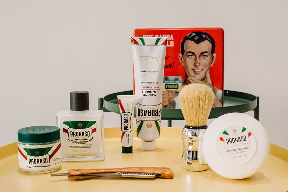 proraso gamme blanche