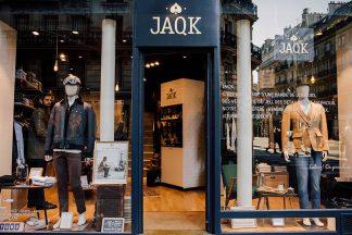 bienvenue chez Jaqk devanture