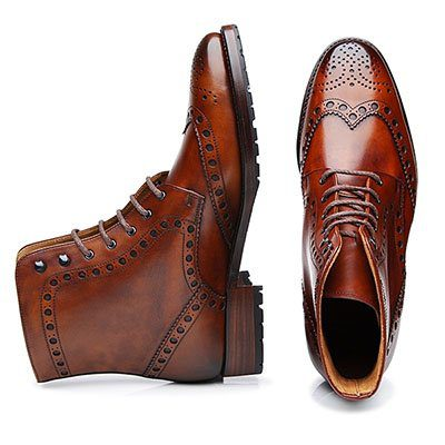 derby boots shoepassion