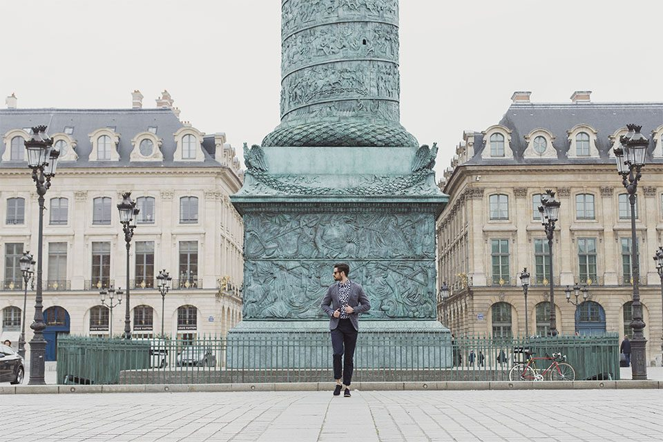 place vendome homme look
