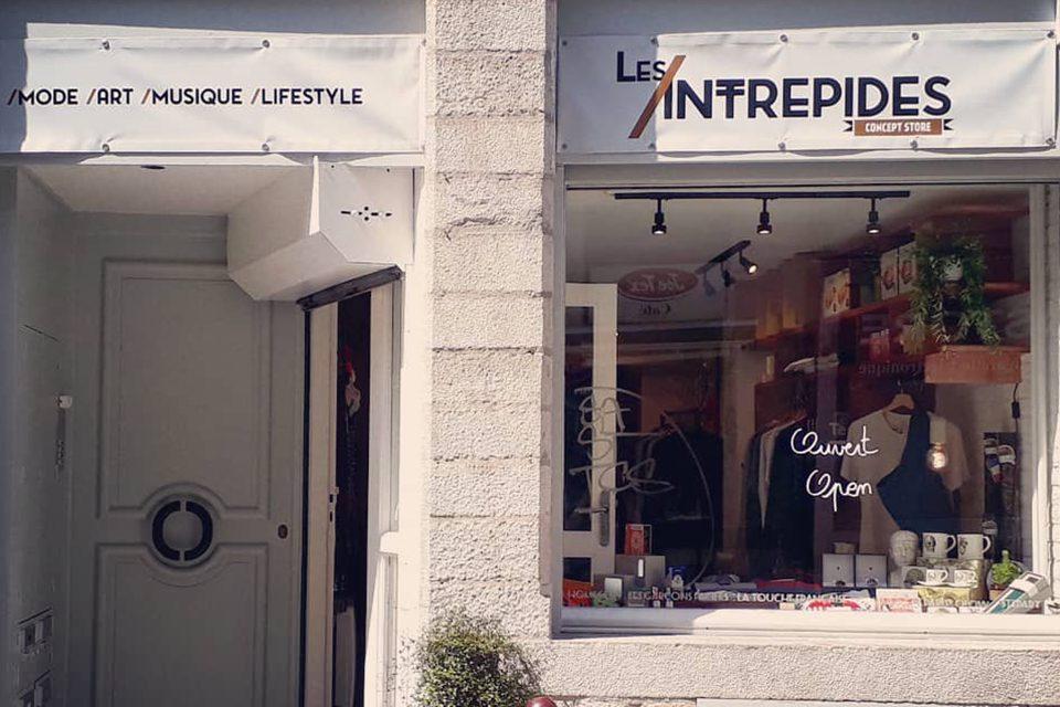 Boutique Lille Les Intrepides