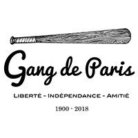 Logo gang de Paris 2018