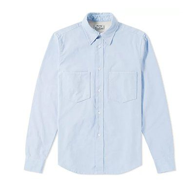 Chemise Acne Studios Lincoln canvas