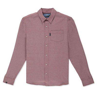 chemise hopaal bordeaux