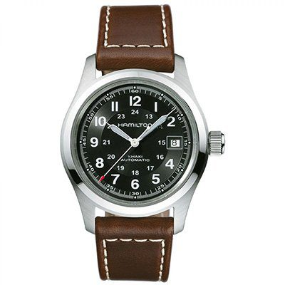montre hamilton kaki field 38mm