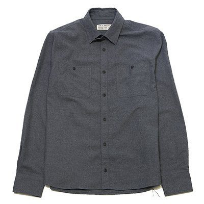 chemise champ de manoeuvres flanelle