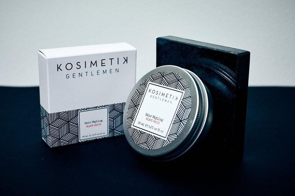 Kosimetik Gentlemen Packaging