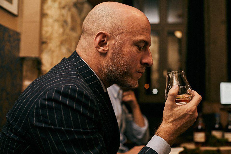 Whisky Aberlour Odorat