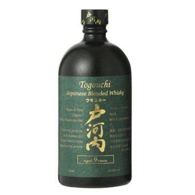 whisky japonais togouchi 9 ans