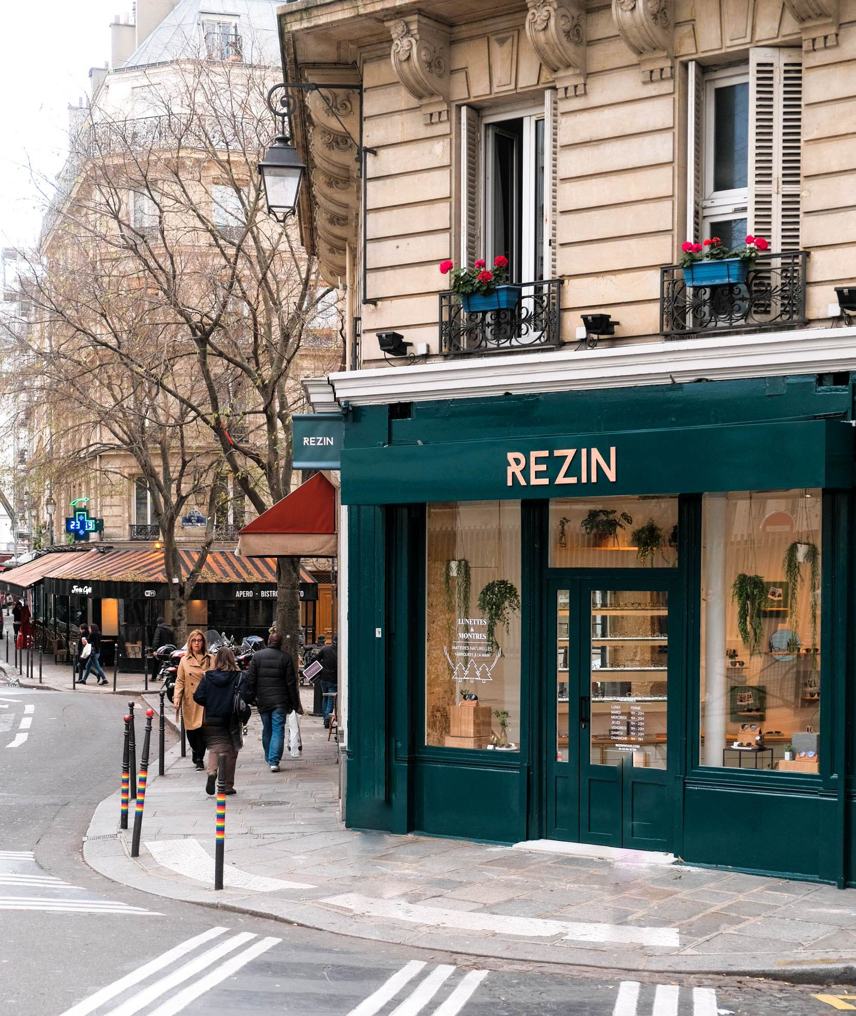 Boutique Rezin Paris Marais