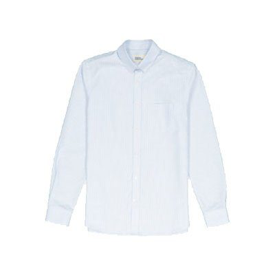 chemise oxford rayée paname collections