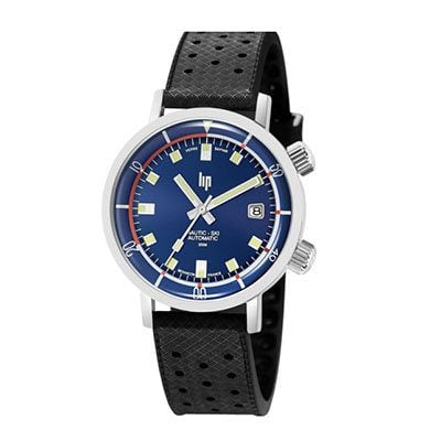 montre automatique nautic ski lip