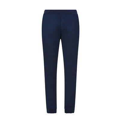 pantalon bleu marine le coq sportif
