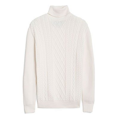 pull col roule artisan Montlimart