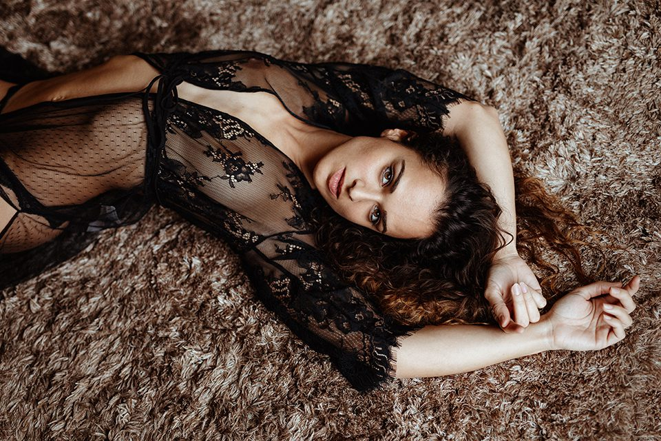 Eliya Ca lingerie sexy