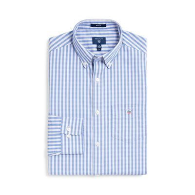 chemise gant oxford pinpoint regular