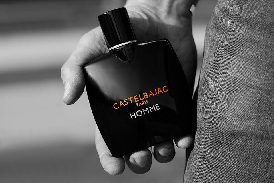 Parfum Castelbajac Homme jean