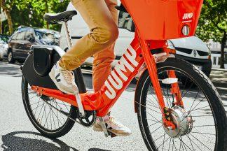 Jump by Uber vélo électrique